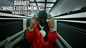dababy whole lotta money freesty